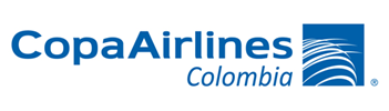Logo Copa Airlines Colombia